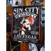 シンシティ・ウイスキーのブリキ看板 アメリカ雑貨 アメリカン雑貨 サインプレート ティンサインボード