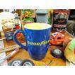 グッドイヤーのセラミックマグカップ(ロゴマーク) アメリカ雑貨 アメリカン雑貨