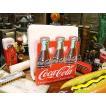 コカ・コーラブランド 6パックナプキンホルダー アメリカ雑貨 アメリカン雑貨 インテリア おしゃれな部屋 人気 ブランド