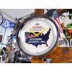 オールドアドバタイジング・ウォールクロック(マップ/ネイビー) アメリカ雑貨 アメリカン雑貨 壁掛け時計 おしゃれ インテリア 生活雑貨 通販 人気