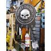 ハーレーダビッドソンのスカルフックボード アメリカ雑貨 アメリカン雑貨 アメリカ 輸入 インテリア グッズ 雑貨 人気