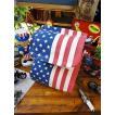 星条旗のトイレットペーパーホルダーカバー アメリカ雑貨 アメリカン雑貨
