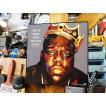ノートリアス B.I.G. ビギー・スモールズのポップアートフレーム ■ アメリカン雑貨 アメリカ雑貨  パネル ポスター