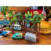 南の島のヤシの木のオブジェ(Lサイズ3本セット) ■ アメリカン雑貨 アメリカ雑貨