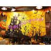 ハロウィン ハロウィンのジャイアントフラッグ アメリカン雑貨 オーナメント デコレーション 飾り ジャックオランタン