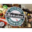 ハワイアンタイムクロック(ハワイアン)  ハワイ雑貨 / ハワイアン雑貨 アメリカン雑貨 通販 壁掛け時計 アメ雑 アメリカン雑貨