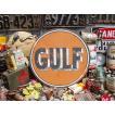 アメリカンガレージのウッドサイン(ガルフ) アメリカ雑貨 アメリカン雑貨 壁掛け インテリア おしゃれな部屋 人気