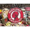 アメリカンガレージのウッドサイン(モホーク) アメリカ雑貨 アメリカン雑貨 壁掛け インテリア おしゃれな部屋 人気