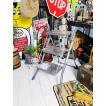 ダルトン フォールディング3ステップスラダー(ハンマートーングレー) ■ アメリカン雑貨 アメリカ雑貨 DULTON