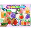にぎにぎぷるぷるフルーツ 単価88円×12入 【スクイーズ おもちゃ つぶつぶ 】