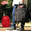 VANS バンズ リュック バッグ 送料無料 ブランド 軽量 バックパック ELASTIC BLAID BACKPACK ロゴ 大容量 中学生 高校生 大学生 メンズ レディース