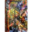 """バディファイトバッツ X-CP01 ドラムバンカー・ドラゴン """"ドリル・ラム・バスターブレイク!""""(超ガチレア) めっちゃ!! 100円ドラゴン"""