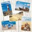 かわいいペーパーナプキン ドイツ製 Beach Impressions 211506 2枚 デコパージュ ドリパージュ