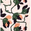 1枚バラ売りペーパーナプキン マリメッコ Marimekko 2019春夏 ライトローズ MIELITTY light rose 33x33cm ランチサイズ 北欧 804059 ドリパージュ デコパージュ