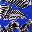 1枚バラ売りペーパーナプキン マリメッコ Marimekko BABASSU blue 33x33cm ランチサイズ 北欧 818740 ドリパージュ デコパージュ