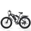 ファットバイク フル電動アシスト自転車 17×26インチ マウンテンバイクBAFANGモーター1000W 48V18Ah 極太タイヤ 26×4.0太いタイヤ