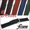腕時計 ベルト 時計 バンド FLUCO Amerika アメリカ レザー 革 18mm20mm22mm 腕時計(メ)