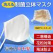 洗える制菌立体マスク 10枚セット