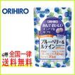 オープン記念 ポイント2倍 送料無料 オリヒロ かんでおいしいチュアブルサプリ ブルーベリー&ルテイン 120粒 サプリメント ORIHIRO