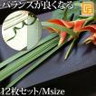 シングルリーフ(M)グリーン(12枚セット)   アジアン バリ 造花 リアル 観葉植物 インテリアグリーン バリ雑貨 インテリア ココバリ