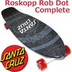 Santa Cruz Roskopp Rob Dot Complete 9.3 x 36-Inch (サンタクルズ クルーザー ロング スケートボード)