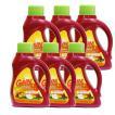 GAIN ゲイン洗濯洗剤 液体 アップルマンゴタンゴ 24回分×6本