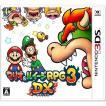 発売日前日出荷 新品 3DSソフト  マリオ&ルイージRPG3DX