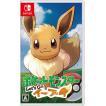 新品 Nintendo Switchソフト ポケットモンスター Let's Go! イーブイ