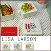 【Lisa Larson リサラーソン】 マイキー ランチボックス S 保冷剤一体型ランチボックス ジェルクール(GEL‐COOL)◆リサ・ラーソン