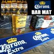 バーマット カウンター Bar Mat Corona コロナビール グラス置き/キッチン雑貨 BIG