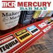 バーマット カウンター Bar Mat  MERCURY マーキュリー グラス置き/キッチン雑貨 RD