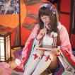 Fate/Grand Order 刑部姫 コスプレ 刑部姫 コスプレ 衣装 FGO コスプレ 即納品