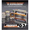 BRONSON ベアリング bearing G3 NEXT GENERATION BEARINGS パーツ ブロンソン スケボー 正規品 スケート SK8 SKATEBOARD スケートボード