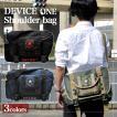 ショルダーバッグ メッセンジャーバッグ メンズ A4 斜めがけ DEVICE デバイス 大容量