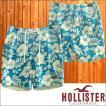 ホリスターメンズ水着ブルーHOLLISTERスイムパンツ花柄ショーツアメカジブランドファッションストリートサーフアバクロカジュアルスタイル015