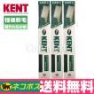 KENT 歯ブラシ ラージサイズ[極細軟毛 超やわらかめ] ◆3本[KNT-3031]【DM便送料無料】