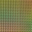 ホログラムシート 1/4プリズム(ゴールド)【ホログラムシール】