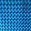 ホログラムシート 1/4プリズム(ライトブルー)【ホログラムシール】