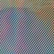 ホログラムシート シーグロー(シルバー)【ホログラムシール】
