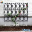 【ECオリジナル商品】daim ローズトレリスワイド 幅120cm×高さ150cm組み立てかんたんトレリス♪ワイドタイプ