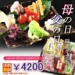 母の日 プレゼント ほのか 京都 漬物老舗 お取り寄せグルメ 贈り物 ギフトセット ミニトマト グリーンボール 竹の子 日の菜