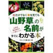 【50%OFF】花だけでなく実を見ても「山野草」の名前がすぐにわかる本