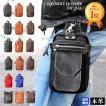 ヒップバッグ ウエストバッグ ベルトポーチ 牛革 本革 メンズ iphone6plus対応 レザー