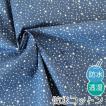 【レシピ付】防水北欧風生地・布 ≪ CAMPING - starry ≫ 防水コットン/幅110cm 【オリジナル生地】【10cm単位販売】
