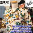 ミスターフリーダム サンサーフ MISTER FREEDOM × SUN SURF ロックンロールシャツ 『YUCATAN』 SS38090-105 OFF WHITE