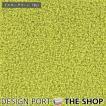 【追加注文のみ対応】タイルカーペット(ユニットラグ)ソフティライン・プレーン(2枚単位)イエローグリーン 川島織物セルコン