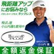 ゴルフ ネックレス 飛距離アップ ゴルフ スポーツ バランスアップ 全額返金保証 シリコンネックレス バランスイープラス 練習器具 BEP-NECK