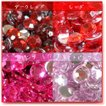 デコ 最高品質 ラインストーン 14Color High Quality Acrylic Rhinestone F/B 2mm〜5mm