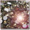 高品質 ガラス製ストーン SS6 (約2.1mm) 27Color 50粒