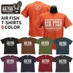 エアフィッシュ 【AirFish】 エアフィッシュ ロゴ Tシャツ 【T-AF-20】
